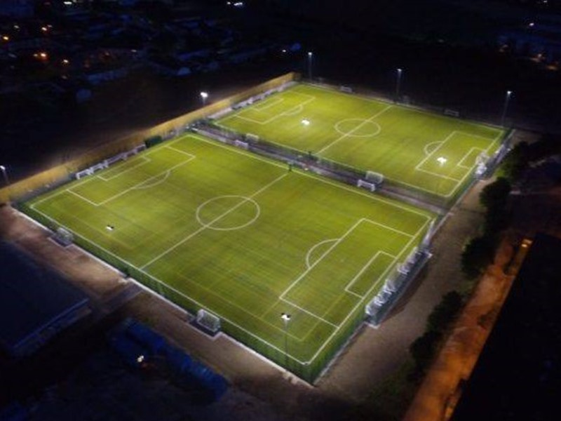 4g football pitch