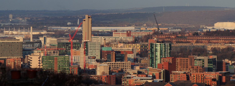 Sheffield sky line
