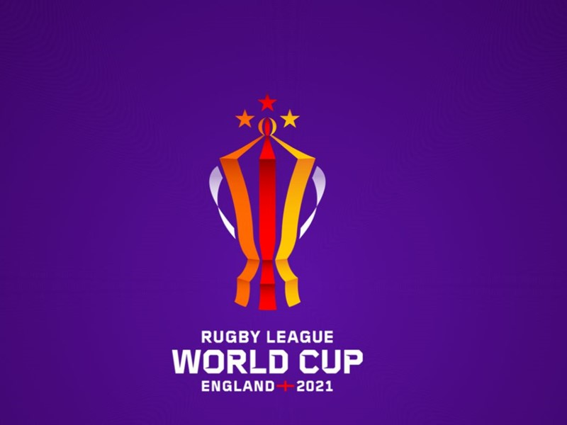 rugby league world cup trophy design