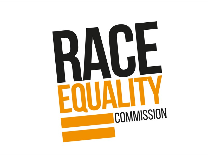 Race Equality Commission logo