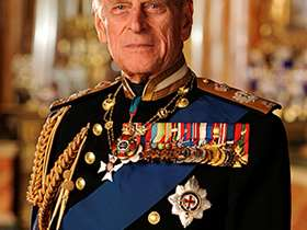 HRH, The Duke of Edinburgh
