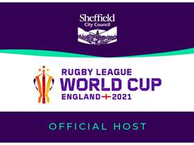 Sheffield's RLWC2021 fixtures revealed