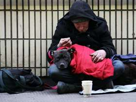 From sleeping rough to sleeping safe