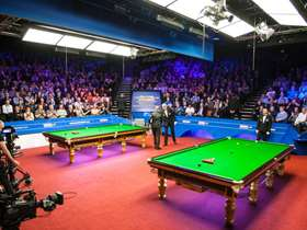 World Snooker qualifiers to take place at EIS Sheffield