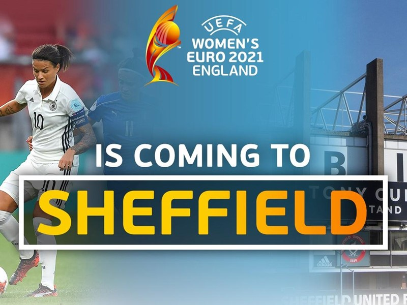 UEFA coming to Sheffield