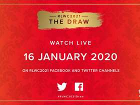 Rugby League World Cup live draw