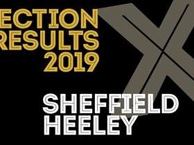 General Election Results - Sheffield Heeley Constituency
