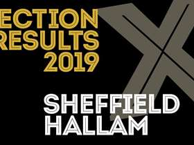 General Election Results - Sheffield Hallam Constituency