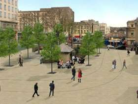 Fitzalan Square visual