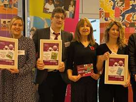 Sheffield Childrens Book awards winners