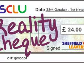 Reality cheque challenge