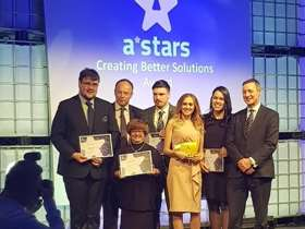 Amey Star awards