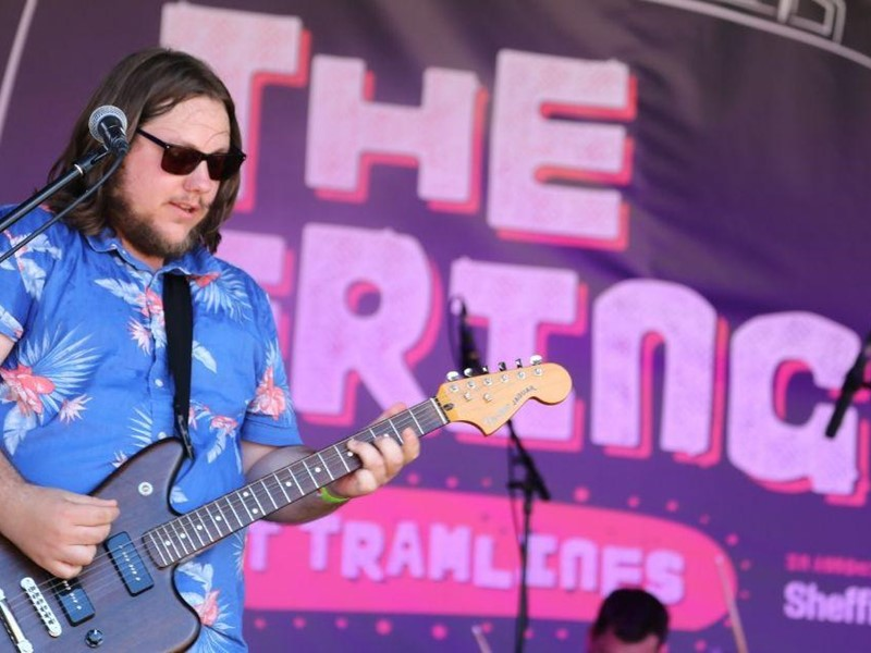 Band at Fringe at Tramlines