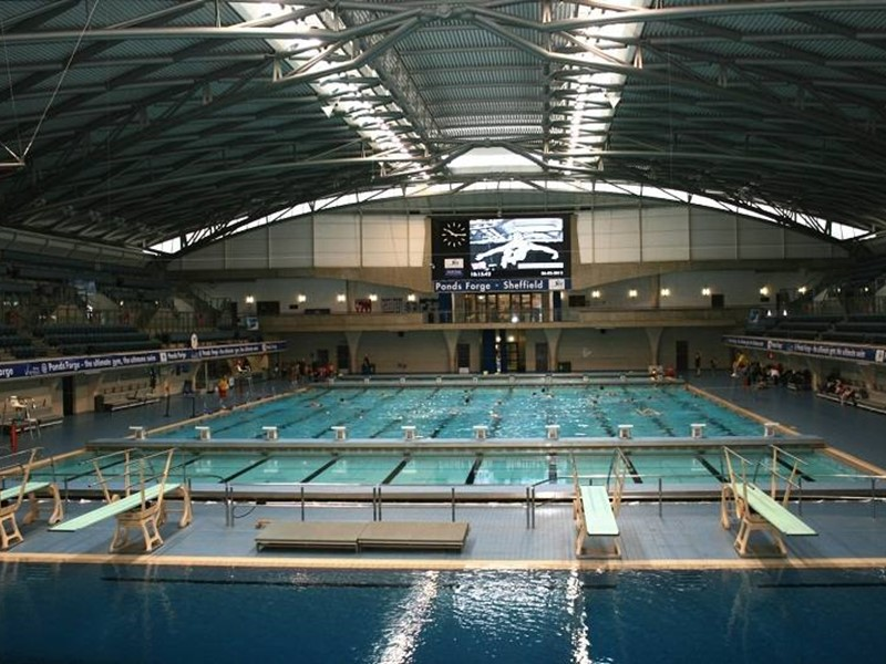 Ponds Forge leisure centre
